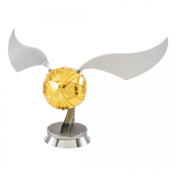 Metal Earth 3D Bausatz Golden Snitch Produktansicht