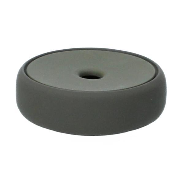 Blomus Sono Aufbewahrungsdose Keramik Silikon schlammgrün Perspektive