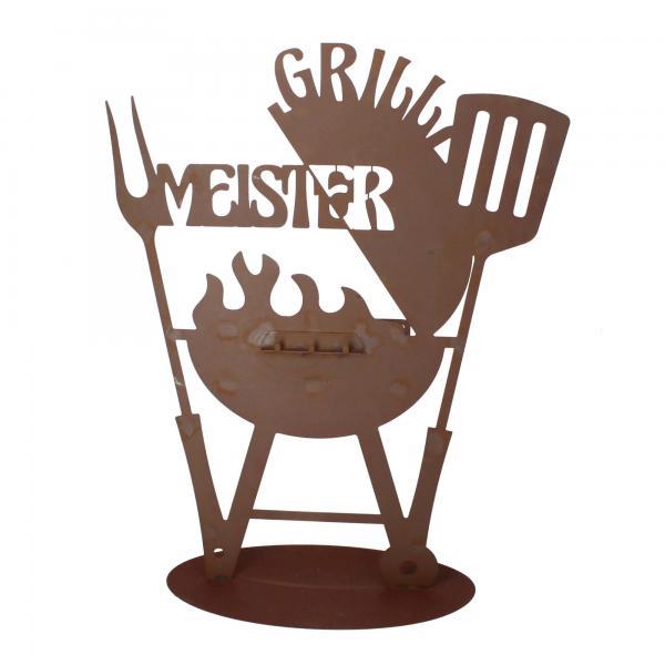 Grillständer Grillmeister Produktbild