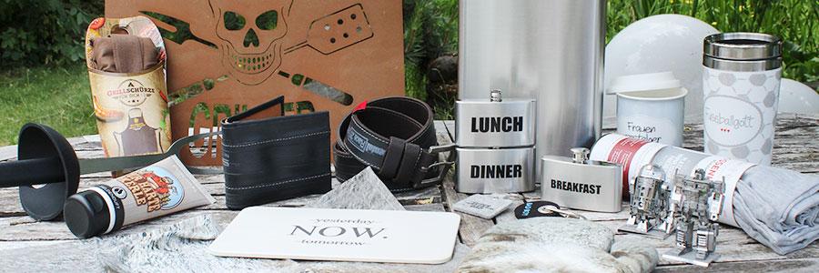 Must Have Geschenke für Männer von 2-flowerpower.com