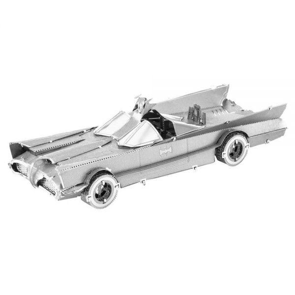 Metal Earth: Batman Classic TV Series Batmobile 3D Modell Puzzle MMS371 Bausatz