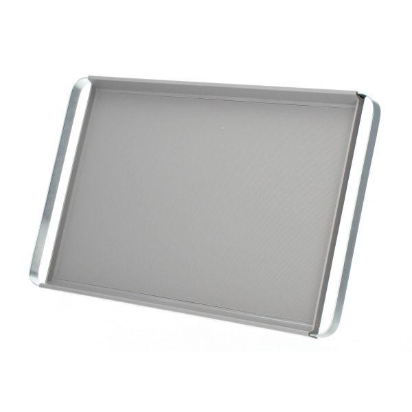 Blomus Tablett Pegos 32x50 cm Satelite grau Produktbild