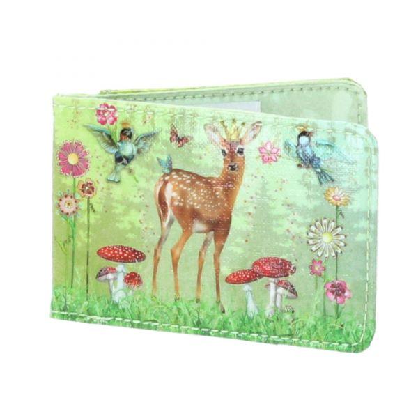 Wendekreis Kartenhülle Royal Bambi Front