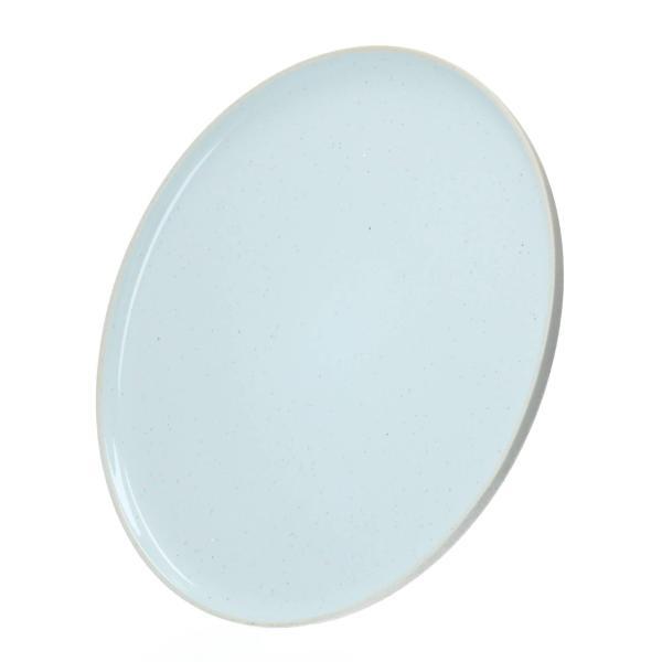 Blomus Sablo Teller 26 cm Keramik grau Perspektive