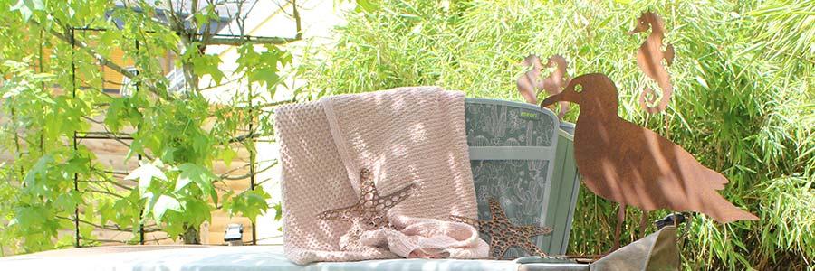 Edelrost Rost Gartendekoration | 2-flowerpower.com