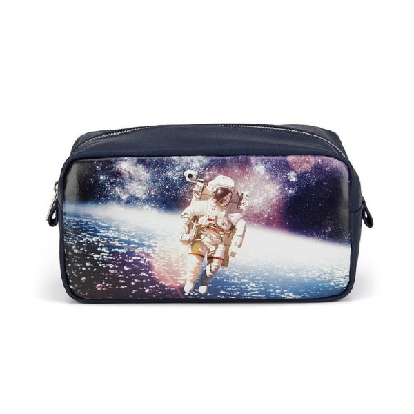 Catseye London Kulturtasche Space Washbag Weltall Astronaut Groß Reisetasche Tasche