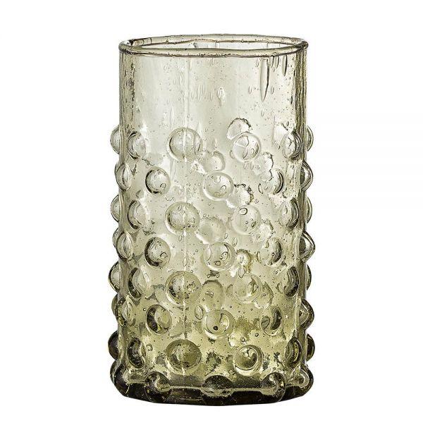 Bloomingville Trinkglas Freja 250 ml grün Artikelbild