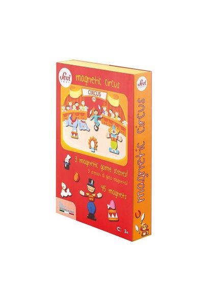"Sevi Trudi 82844 ""Magnetisch Cirkus"" Puzzle Zirkus Kinder Baby"