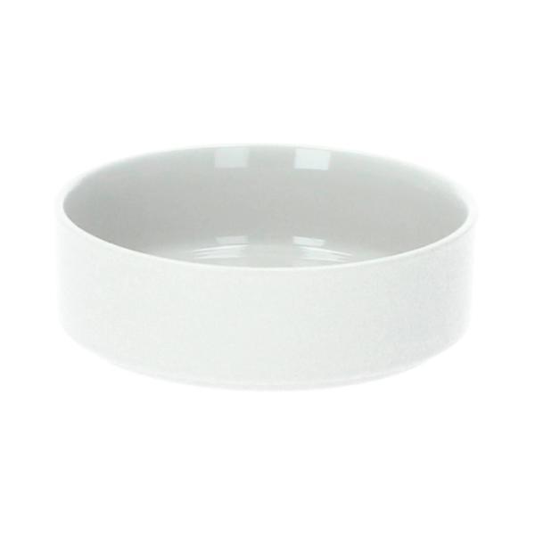 Blomus Pilar Schüssel Müslischüssel 14 cm Keramik moonbeam beige Perspektive