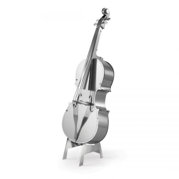 Metal Earth: Bass Fiddle MMS081 Metallbausatz 3D Puzzle