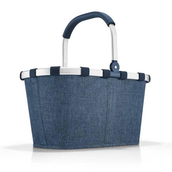 reisenthel carrybag Einkaufskorb twist blue Produktbild