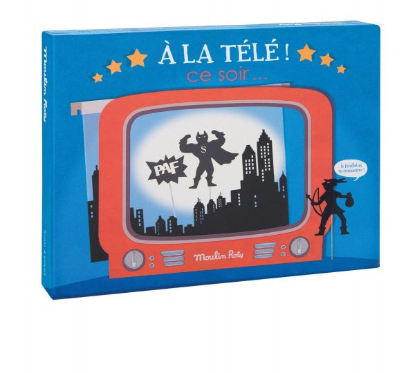 Wendekreis Fernseh-Menagerie für Nachtschattenspiel von Moulin Roty