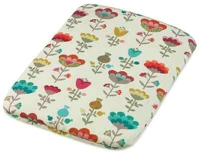 "iPad-Cover ""Fleurs"" Wendekreis i-Pad-Tasche iPad-Tasche tablet iPad IPad-Cover"