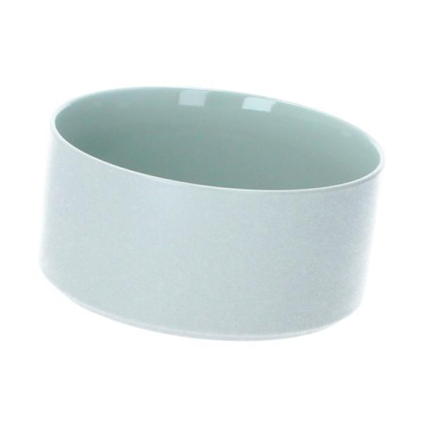 Blomus Pilar Schüssel Schale 20 cm Keramik mirage grey grau perspektive
