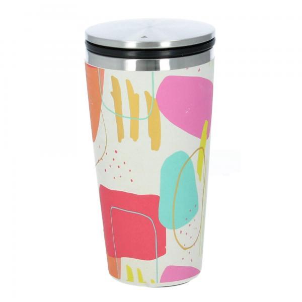 ChicMic SlideCup Coffee To Go Becher Pop Modern 400ml Produktansicht