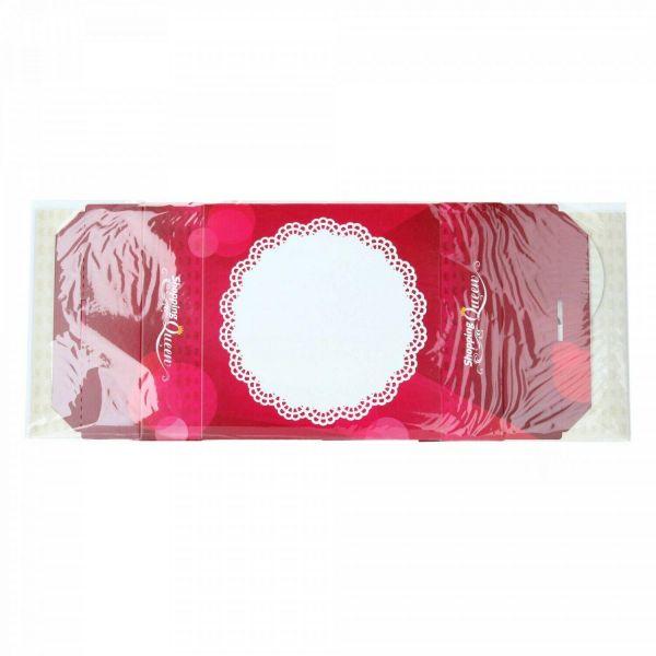 Lurch Shopping Queen Geschenktortenschachtel Verpackung Torte Front