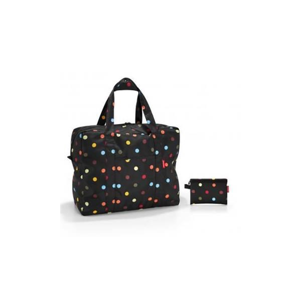 reisenthel mini maxi touringbag dots bunt Reisetasche Produktansicht