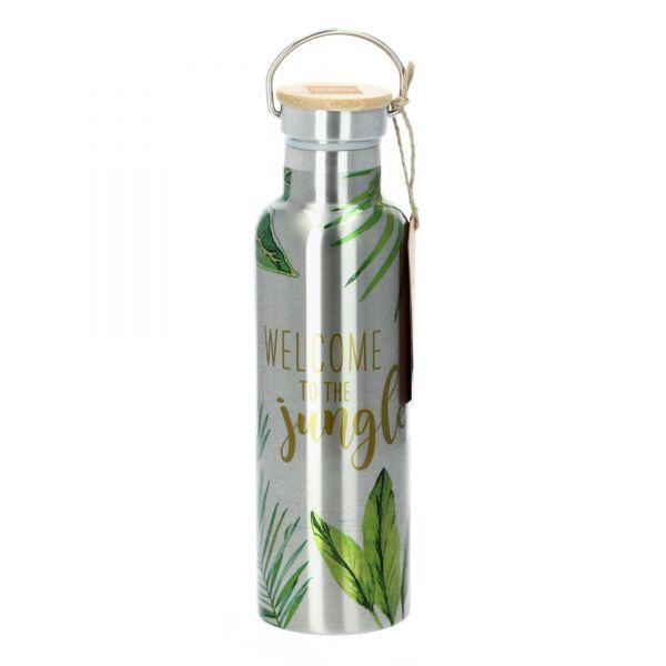 ppd Trinkflasche Edelstahl Isoflasche Jungle 750 ml Produktbild
