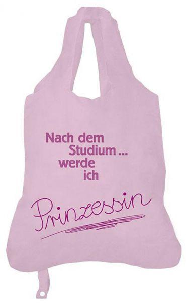 """Rannenberg """"Nach dem Studium"""" Einkaufs-Beutel Tasche Shopper Polyester Bag Groß Tragetasche"""